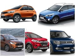 Top 5 Crossover Cars In India