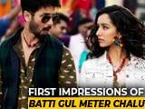 Video : First Impressions Of <i>Batti Gul Meter Chalu</i>