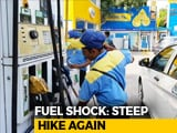 Video : Petrol, Diesel Prices Highest In Mumbai Among Metros