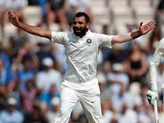 Mohammed Shami Watched Videotapes Of James Anderson, Stuart Broad