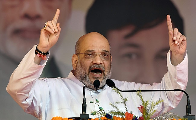 Amit Shah's Security Enhanced, Gets Scouts To Check Venues In Advance