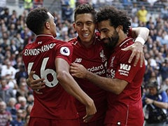 Premier League: Mohamed Salah Back In The Goals As Liverpool Ease Past Southampton