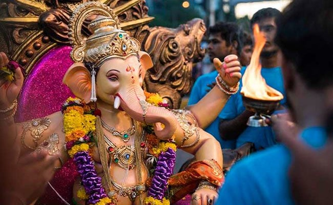 Ganesh Chaturthi: Wishes, Messages, WhatsApp Image And Facebook Greetings