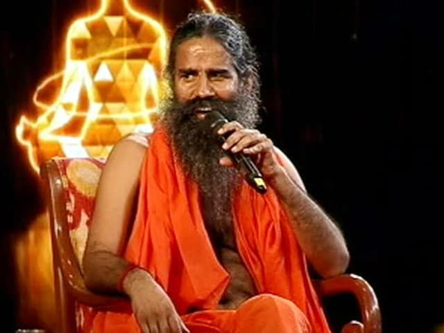 """Video : Baba Ramdev's """"Mantra"""" For Staying Fit"""