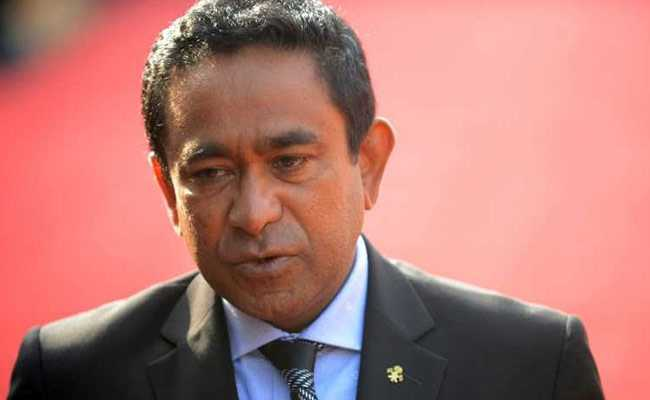 Maldives President Abdulla Yameen Accepts Election Defeat