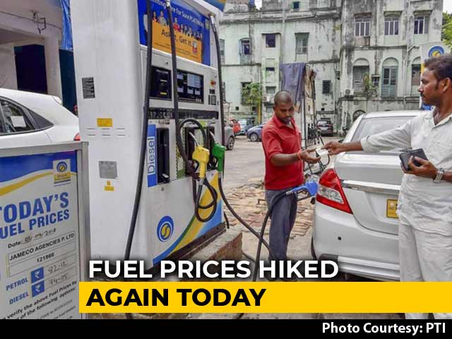 Video : Petrol Prices Near 90 Rupees In Mumbai, Above 80 Rupees In Other Metros