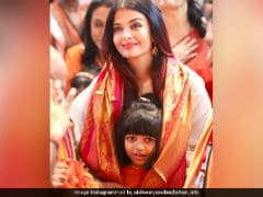 Ganesh Chaturthi 2018: Aishwarya Rai Bachchan And Aaradhya's Pic From The Celebrations Will Make Your Day