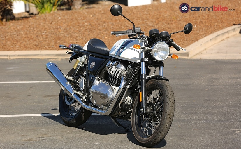 The Continental GT 650 epitomises the spirit of the cafe racer motorcycle
