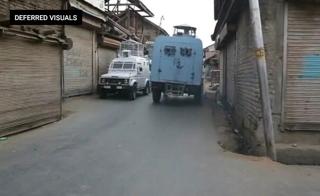 2 Terrorists Shot Dead In Baramulla After Six-Hour Encounter