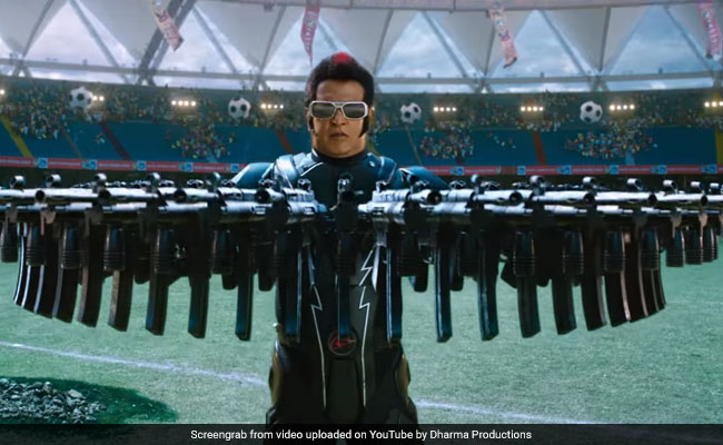2.0 Teaser: रजनीकांत और अक्षय कुमार ने गणेश चतुर्थी पर फैन्स को दिया सरप्राइज, होश उड़ा देगा 2.0 का टीजर