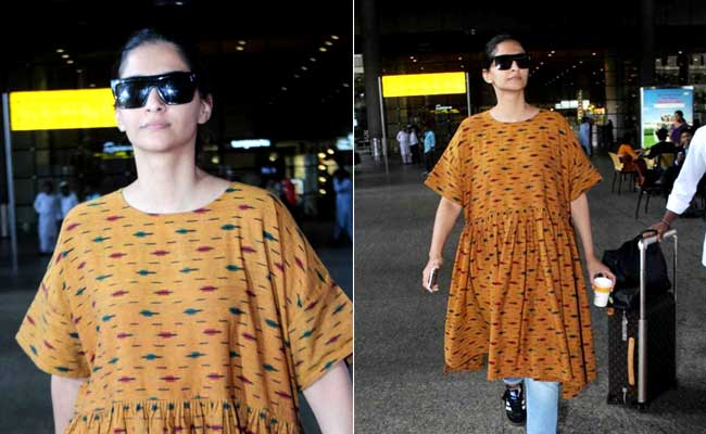 Did Sonam Kapoor Just Signal The Arrival Of Autumn?