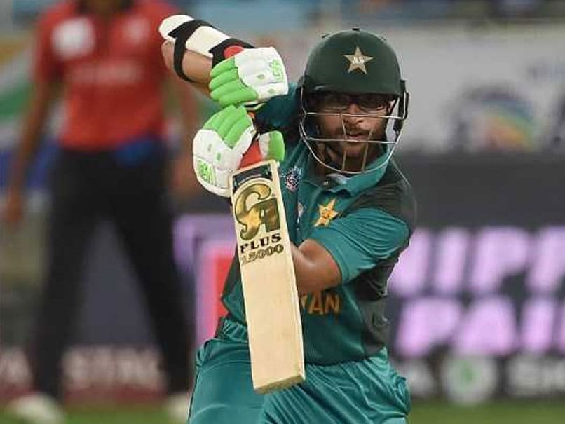 Asia Cup 2018: All-Round Pakistan Beat Hong Kong By 8 Wickets