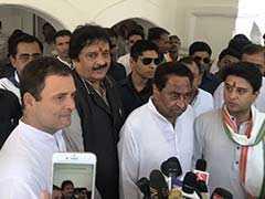 मध्य प्रदेश के चुनावी रण में साधु-संतों का 'यह फैसला' कांग्रेस के लिए बन सकती है संजीवनी!