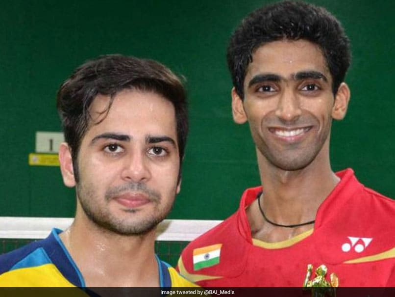 Japan Open 2018: Manu Attri And Sumeeth Reddy Win In Three Games, Advance To Next Round