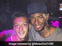 Mesut Ozil Grateful For Jerome Boateng