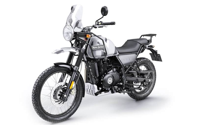 The Royal Enfield Himalayan is the 2nd model from the company to come with ABS
