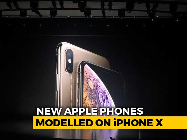 Video : iPhone Xs, Xs Max Launched In New Gold Finish