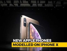 iPhone Xs, Xs Max Launched In New Gold Finish