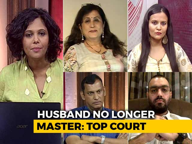 Video : Adultery No Crime, Top Court Rules