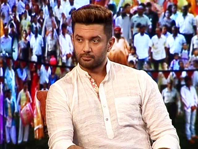"""Video : """"PM Modi Will Be Prime Minister Again In 2019"""": Chirag Paswan Discusses Ties With BJP"""