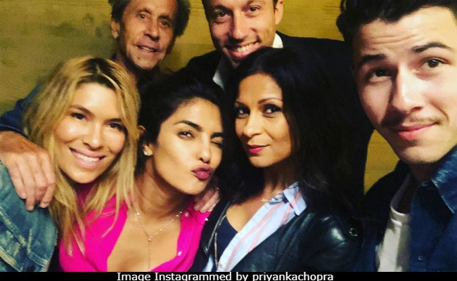Viral: Priyanka Chopra, Nick Jonas' 'Fun Night' Summed Up In One Pic