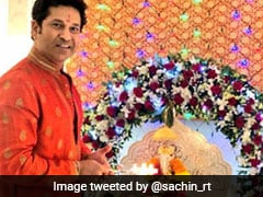Ganesh Chaturthi 2018: From Rohit Sharma To Sachin Tendulkar, Here's How Cricketers Are Celebrating Festival