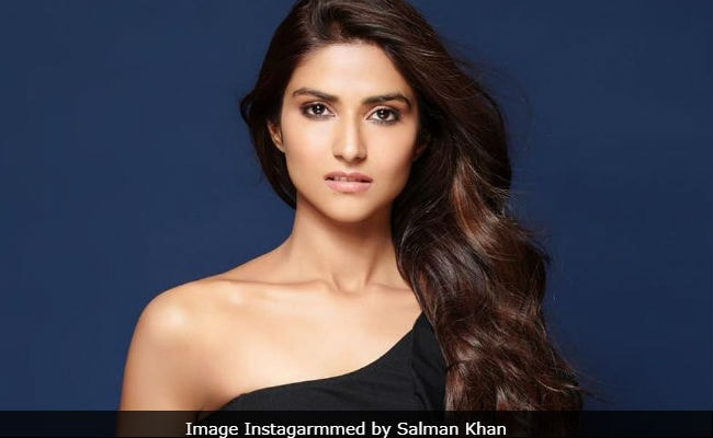Meet Salman Khan's Newest Protege, Pranutan. She Has Impeccable Film Genes