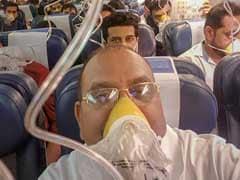 Jet Flight Returns To Mumbai After Alleged Error Causes Nosebleeds