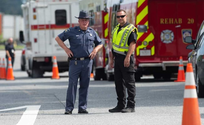3 Dead, 2 Injured After Woman Opens Fire In Maryland