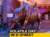 Video : Wild Swing In Markets As Sensex Recovers Over 900 Points From Day's Low