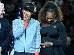 Japan's Naomi Osaka Blames US Open Tears On 'Notorious' Nerves