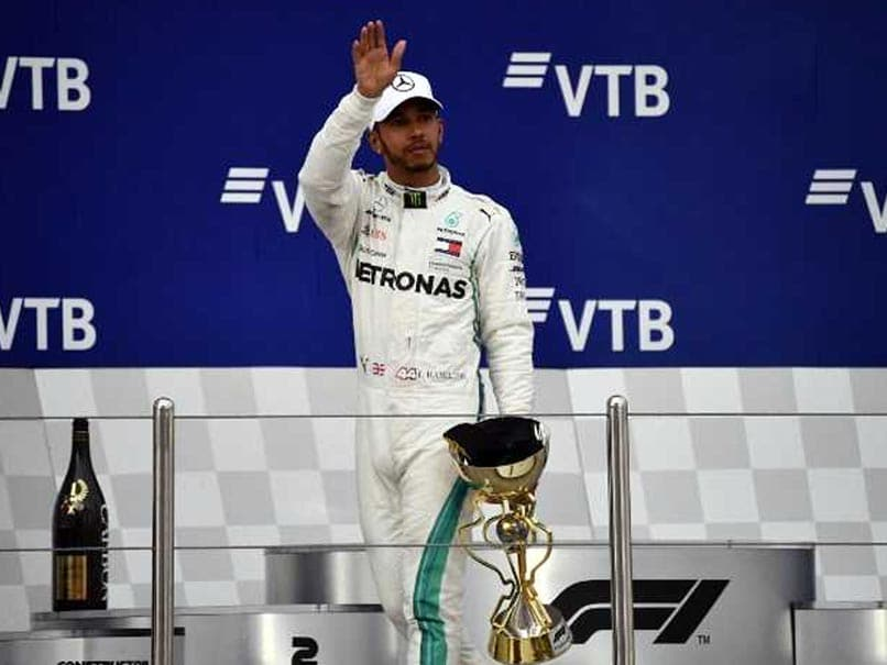 Russian Grand Prix: Lewis Hamilton Wins To Extend Lead In Title Race