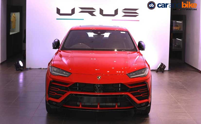The Lamborghini Urus is presently the world's fastest SUV with a top speed of 305 kmph