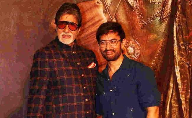 Thugs Of Hindostan Star Aamir Khan On The Film With Amitabh Bachchan That Never Was