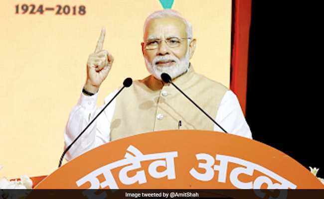 BJP National Executive Meet LIVE Updates: Party To Approach 2019 With 'Ajay Bharat, Atal BJP' Slogan