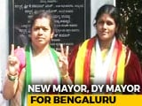 Video : Bengaluru Gets Congress Mayor, Deputy Mayor; BJP Walks Out Without Voting