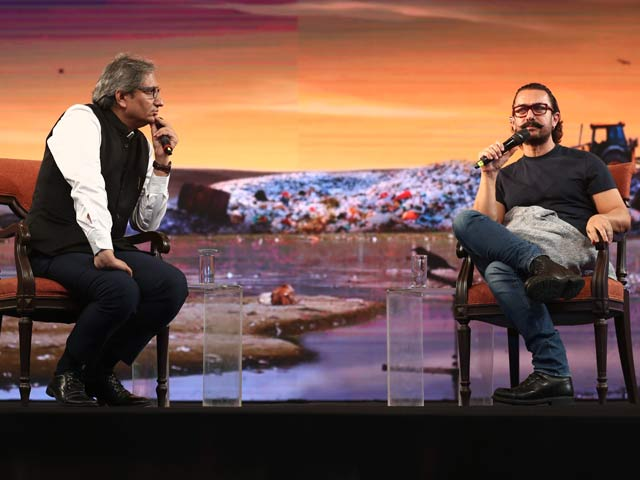 """Video : """"As Citizens We Should Question Our Government"""": Aamir Khan To NDTV"""