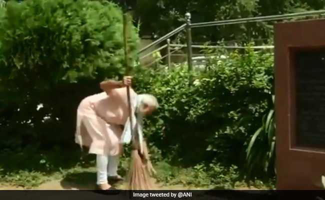 PM मोदी बोले- कोई ये सोच सकता था कि भारत में 4 सालों में करीब 9 करोड़ शौचालयों का निर्माण हो जाएगा, 10 बड़ी बातें