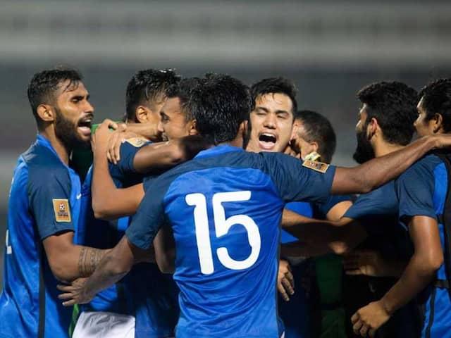 SAFF Cup: Manvir Singhs Brace Helps India Beat Pakistan To Reach Final