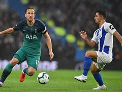 Premier League: Harry Kane Admits He Has Been Below Par For Tottenham