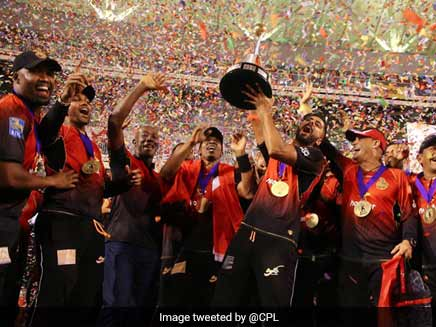 CPL 2018: Khary Pierre, Colin Munro Star As Trinbago Knight Riders Beat Guyana Amazon Warriors To Clinch Third Title