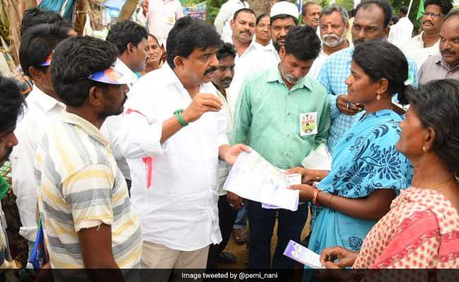 YSR Congress Party Kicks Off Outreach Campaign 'Ravali Jagan' In Andhra