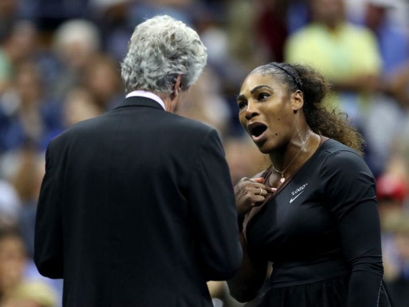 """US Open 2018: """"I Am Not A Cheat"""", Serena Williams Accuses Tennis Of"""