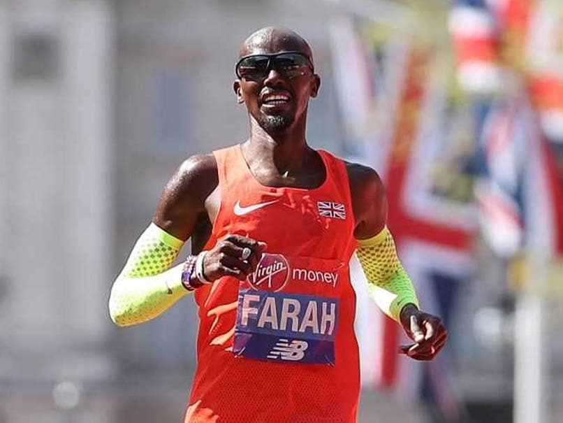 Mo Farah Eyes History Bid In Great North Run