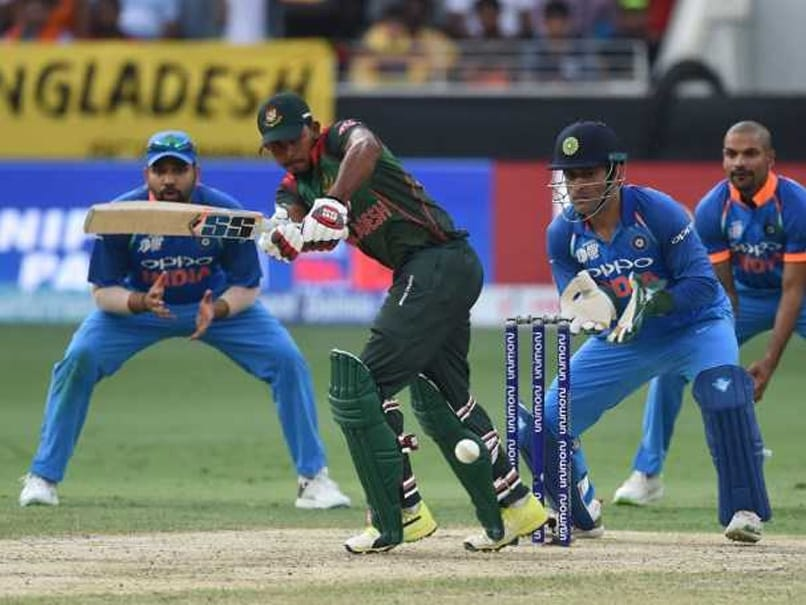 Preview: Overwhelming Favourites India Meet Upbeat Bangladesh