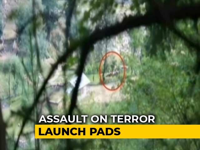 Video : New Video Of 2016 Surgical Strikes Shows Assault On Terror Launch Pads