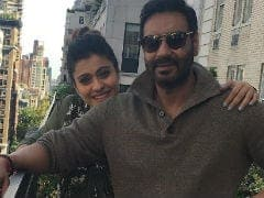 It Seems Ajay Devgn Was Pranking Twitter With Fake Number For Wife Kajol