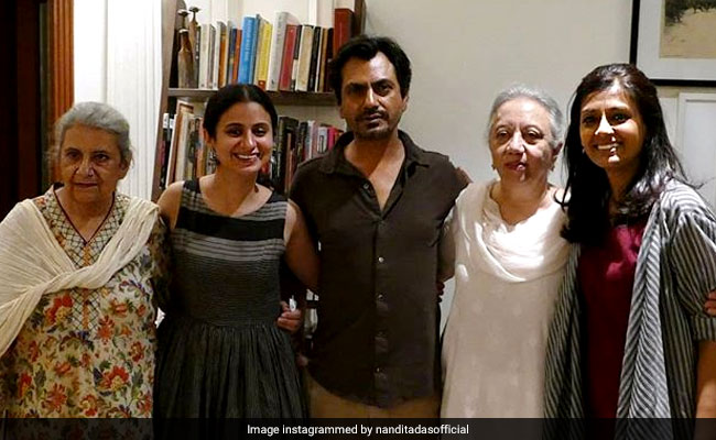 Nandita Das' Manto: Writer's Daughters Attend Screening Of Biopic In India. See Pics