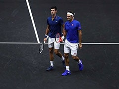Roger Federer, Novak Djokovic Top The Bill At ATP Finals
