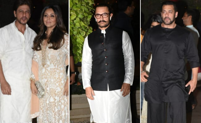 Ganesh Chaturthi 2018: From The Khans To The Bachchans, Everyone Who Welcomed Bappa With The Ambanis